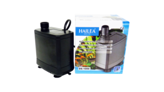 Hailea Low Water Level Pump DS-1000 - 1.7m 1290L/h