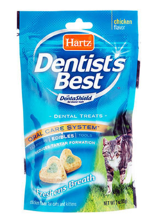 Hartz Dentist's Best - Chicken 85g