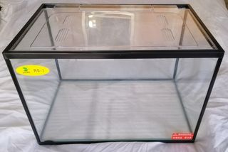 Glass Tank with A Lid - 20L
