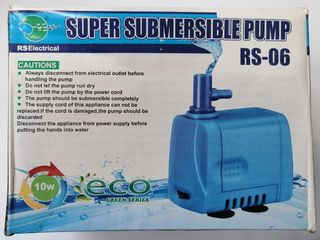 Super Submersible Pump
