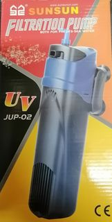 SUNSUN UV Filtration Pump JUP-02