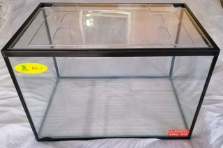 Glass Tank with A Lid - 28L