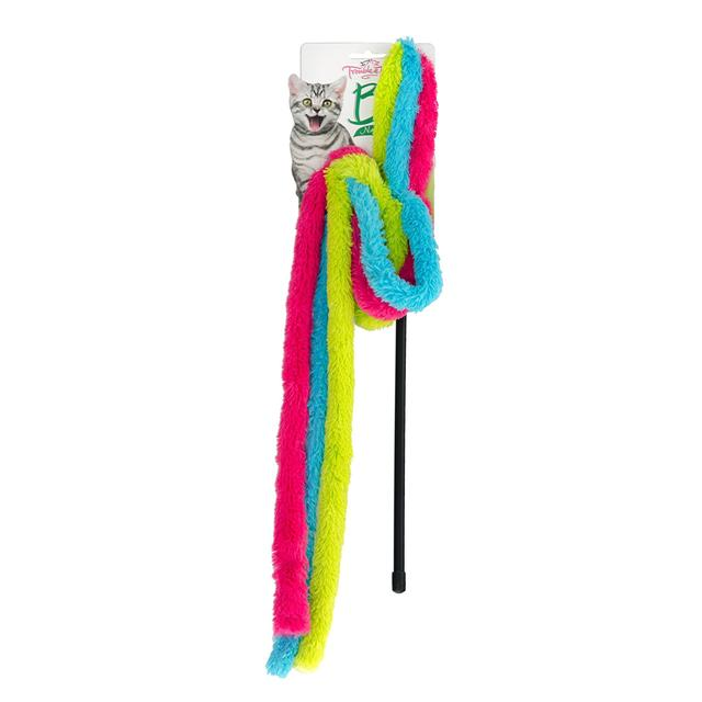 Trouble and Trix Bliss Catnip Towel Wand (90 cm)